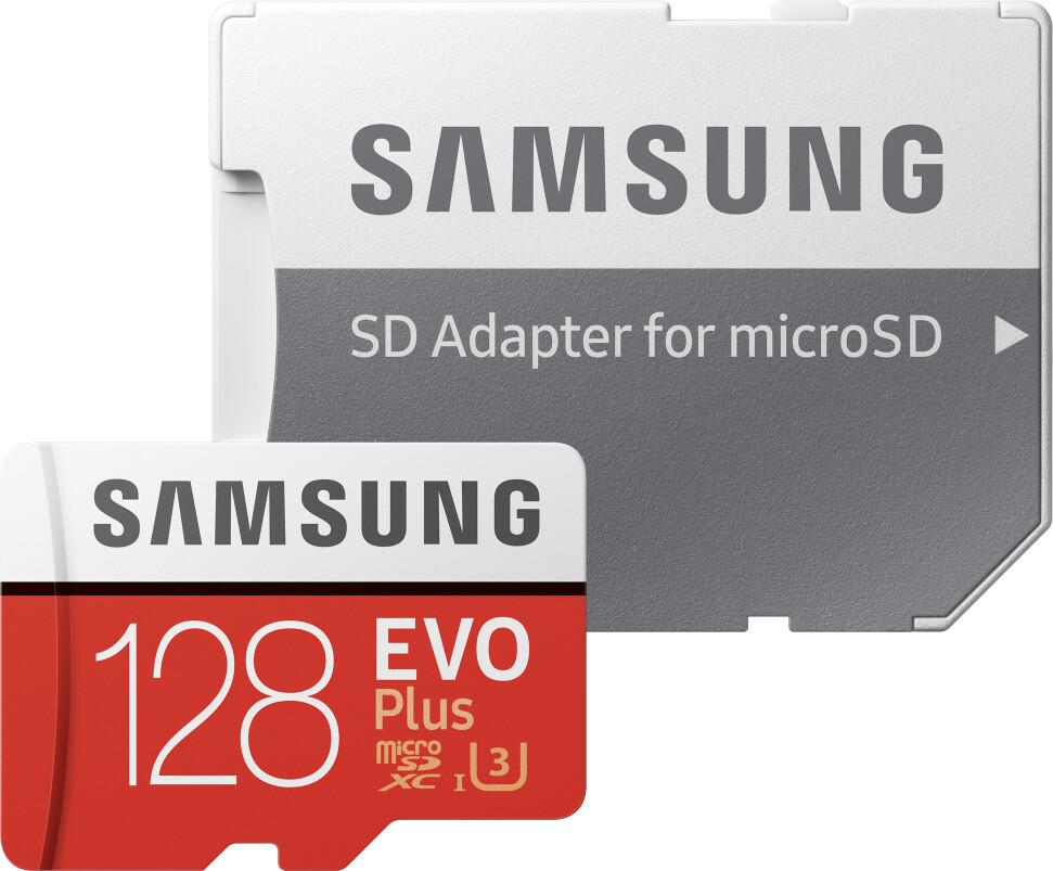 Bild zu Samsung microSDXC EVO Plus (2020) 128GB Speicherkarte für 13,99€ (VG: 20,33€)