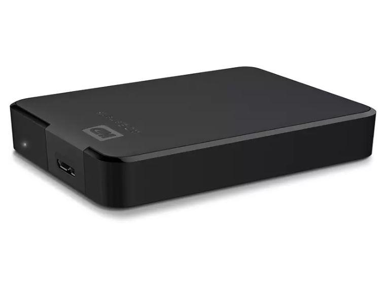 Bild zu Western Digital Elements Portable 5TB für 87,13€ (VG: 104,50€)