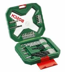 Bild zu Bosch X-Line Classic Bohrer- und Schrauber-Set (34-tlg.) für 11,99€ (Vergleich: 14,79€)