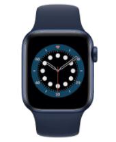 Bild zu Apple Watch Series 6 Aluminium Blau 40mm GPS Bluetooth für 377,91€ (Vergleich: 404,23€)