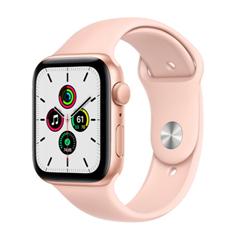 Bild zu Apple Watch SE (44mm, GPS) Sportarmband für je 275,90€ (Vergleich: ab 303,99€)