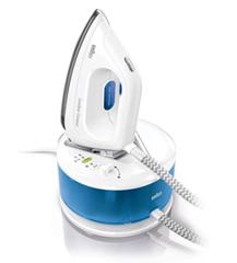 Bild zu Amazon.it: Braun CareStyle Compact IS 2043 BL Dampfbügelstation für 100,59€ (Vergleich: 119€)