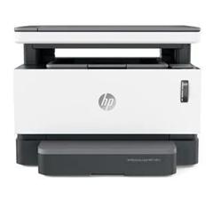 Bild zu HP Neverstop 1201n Refill Multifunktions-Laserdrucker 5HG89A (A4, 3in1, Drucken, Scannen, Kopieren, Nachfülltank, LAN) für 179€ (Vergleich: 249€)