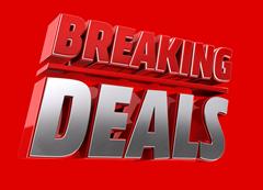 """Bild zu MediaMarkt """"Breaking Deals"""", z. B. TP-LINK Powerline Adapter TL-WPA4226 Kit Powerline Adapter für 42,73€"""