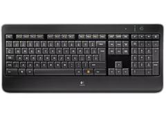 Bild zu Logitech K800 Wireless Illuminated Keyboard (deutsches Tastaturlayout, QWERTZ) für 58,97€ (Vergleich: 70,76€)