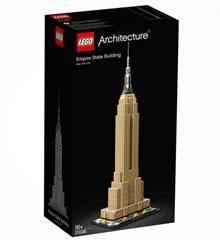 Bild zu LEGO® Architecture – 21046 Empire State Building für 56,24€ (Vergleich: 68,22€) – nur mit Kundenkarte