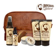 Bild zu Imperial Beard Bart-Pflege-Set 7-teilig für 35,90€ (Vergleich: 99,89€)