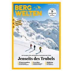 """Bild zu 8 Ausgaben """"Bergwelten"""" für 48€ + 40€ Amazon.de Gutschein als Prämie"""