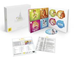 Bild zu [geht nicht mehr] Disney Classics Komplettbox (47 BRs + 9 DVDs) für 186,99€ (Vergleich: 219,99€)