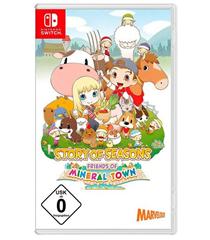 Bild zu Story Of Seasons: Friends Of Mineral Town Nintendo Switch für 25,22€ (Vergleich: 29,99€)