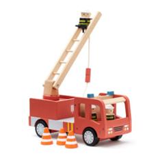 Bild zu Kids Concept® Feuerwehrauto Aiden für 36,80€ (Vergleich: 48,85€)