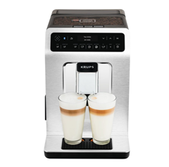 Bild zu Krups Evidence EA892C Kaffeevollautomat für 399,60€ (Vergleich: 582,99€)