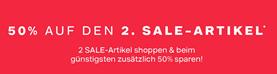 Bild zu Deichmann: Sale mit bis zu 50% Rabatt + beim Kauf von 2 Paaren gibt es 50% Rabatt auf das günstigere Paar