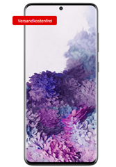 Bild zu Samsung Galaxy S20+ für 28,27€ mit 20GB LTE Datenflat, SMS und Sprachflat im o2 Netz für 29,99€/Monat.