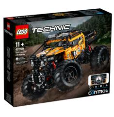 Bild zu Lego Technic Allrad Xtreme-Geländewagen (42099) für 135€ (Vergleich: 169,99€) – nur mit Kundenkarte