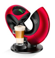 Bild zu DE'LONGHI Nescafé Dolce Gusto Eclipse EDG 736.RM Kapselmaschine rot metallic für 62,99€ (Vergleich: 99,99€)