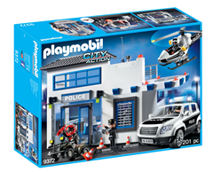 Bild zu PLAYMOBIL City Action – Polizeistation 9372 für 33,74€ (VG: 70,88€)