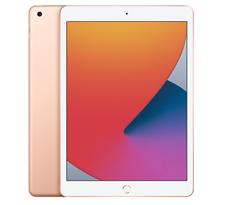 Bild zu APPLE iPad Wi-Fi (2020) Tablet 32 GB 10.2 Zoll in Gold für 332,46€ (VG: 366,79€)