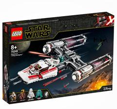 Bild zu LEGO® Star Wars – 75249 Widerstands Y-Wing Starfighter für 44,99€ (Vergleich: 59,17€) – nur mit Kundenkarte