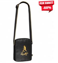 Bild zu Ronaldinho Umhängetasche schwarz für 5,06€ (Vergleich: 9,89€)
