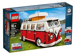 Bild zu LEGO Volkswagen T1 Campingbus (10220) für 94,95€ (VG: 106,99€)