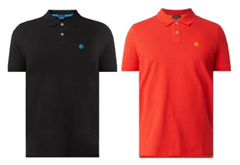 Bild zu MCNEAL Poloshirt Toby aus Bio-Baumwolle mit Logo-Stickerei für je 13,99€ (Vergleich: 19,99€)