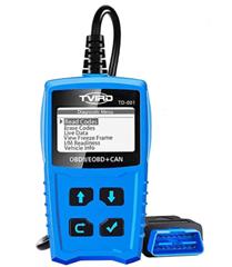 Bild zu OBD2 Diagnosegerät (Fehlercode lesen, MIL prüfen, Codes löschen, nicht für Dieselfahrzeuge) für 13,99€