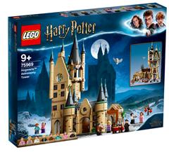 Bild zu LEGO 75969 Astronomieturm auf Schloss Hogwarts Bausatz für 64,99€ (VG: 74,90€)