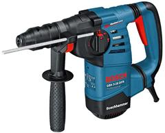 Bild zu Bosch Professional Bohrhammer GBH 3-28 DFR (800 Watt, Schlagenergie max: 3,1 J, Wechselfutter SDS-plus für 221,42€ (VG: 271,90€)