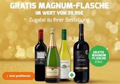Bild zu Weinvorteil: bis zu 50% Rabatt auf Winterweine + Gratis Magnum-Flasche ab 60€ Bestellwert