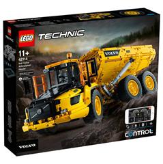 Bild zu LEGO® Technic – 42114 Knickgelenkter Volvo-Dumper (6×6) für 134,99€ (Vergleich: 179,87€) – nur mit Kundenkarte