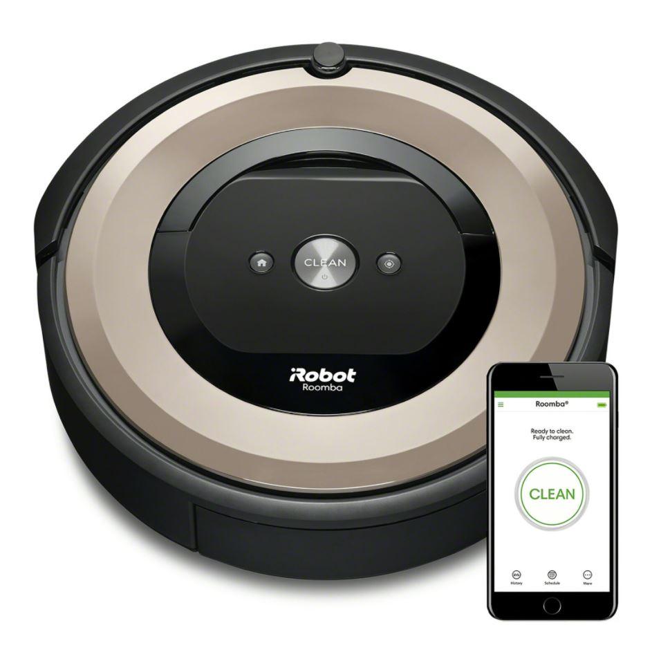 Bild zu iRobot Roomba e6198 Saugroboter generalüberholt für 152,10€ (VG: 269€) + Herstellergarantie