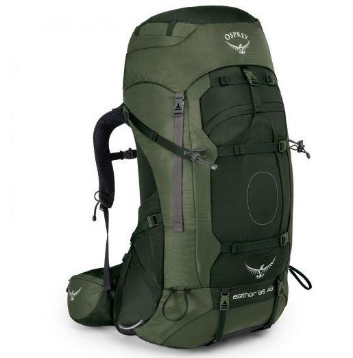 Bild zu Osprey Aether AG 85 Trekkingrucksack (Ariondack Green) für 153,90€ (VG: 188,97€)