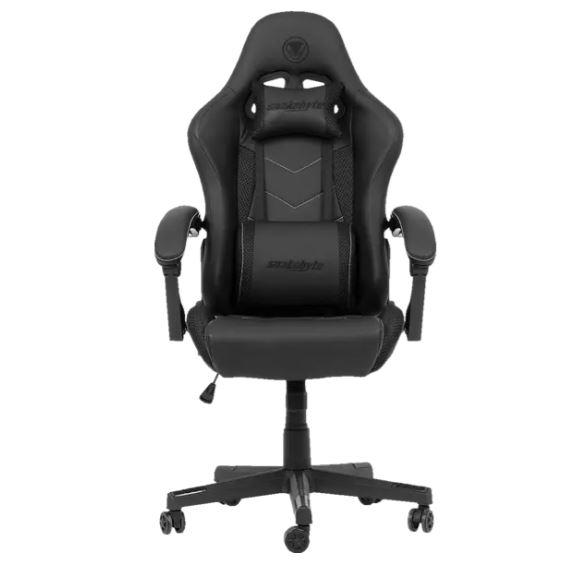 Bild zu SNAKEBYTE Gaming Seat EVO in schwarz, blau oder grün für je 139,94€ (VG: 169,99€)