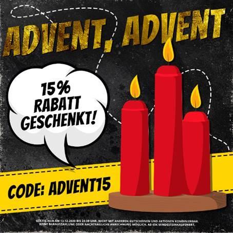 Bild zu SportSpar: 15% Rabatt auf alle Artikel im Shop ab 65€ Bestellwert
