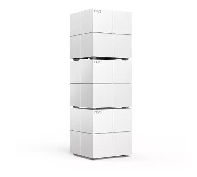 Bild zu Tenda Nova MW6 Mesh Router 3er Set für 99€ (VG: 125,89€)