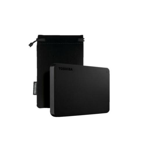 Bild zu TOSHIBA Canvio Basics Exclusive, 2 TB HDD, 2.5 Zoll, extern für 44,10€ (VG: 67€)