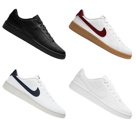 Bild zu Nike Freitzeitschuh Court Royale II Low in verschiedenen Farben für je 42,95€ (Vergleich: 55,98€)