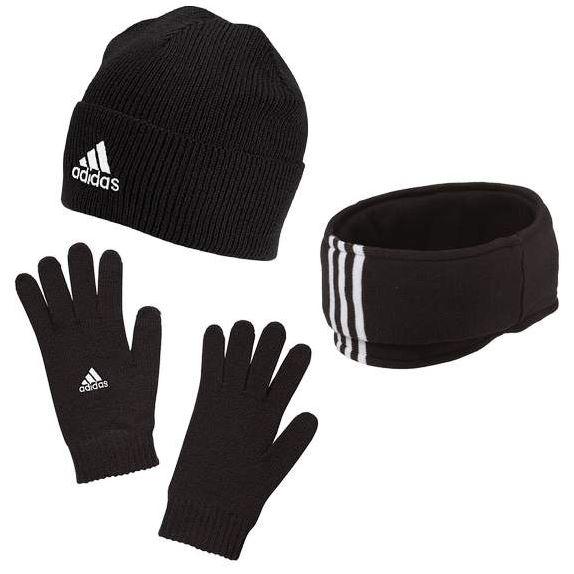 Bild zu adidas Winterset aus 3 Teilen (Mütze, Halswärmer & Handschuhe) für 28,95€ (VG: 37€)