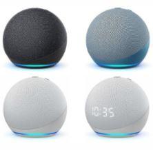 Bild zu Amazon Echo Dot (4. Generation) mit Alexa, Smart Speaker in allen Farben zu je 34,99€ (VG: 49,44€)
