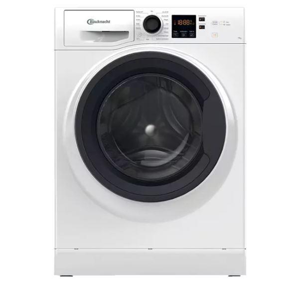 Bild zu BAUKNECHT WM 7 M100 Waschmaschine (7 kg, 1400 U/Min., A+++) für 328,90€ (VG: 375€)