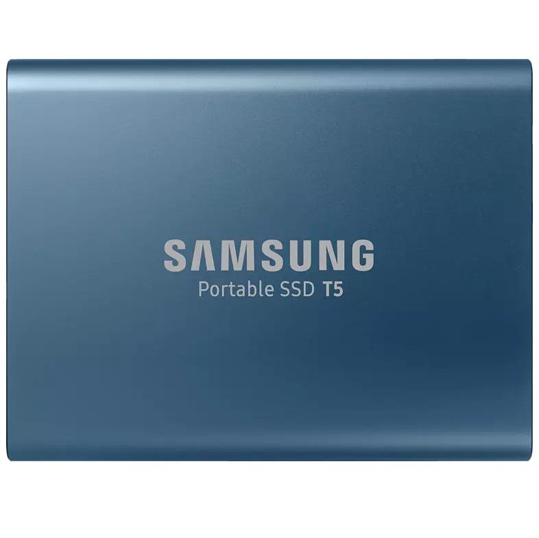 Bild zu 500 GB Samsung Portable SSD T5 für 64,90€ (Vergleich: 85,94€)