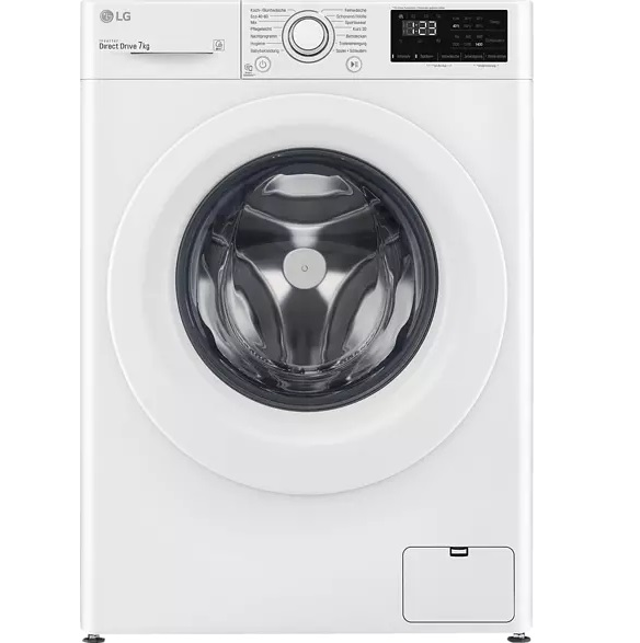 Bild zu 7 kg Waschmaschine LG F14WM7LN0E (A+++) für 299€ (Vergleich: 389€)