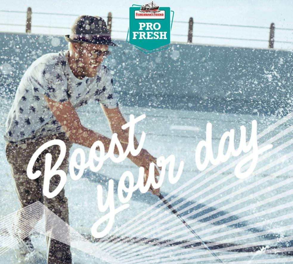 Bild zu Fisherman's Friend Pro Fresh gratis testen dank Kaufpreiserstattung