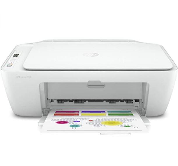 Bild zu HP DeskJet 2710 Thermal Inkjet Multifunktionsdrucker WLAN für nur 59,90€ (VG: 92,89€)