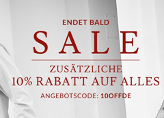 Bild zu Charles Tyrwhitt: Sale mit bis zu 75% Rabatt + 10% Extra Rabatt + kostenloser Versand