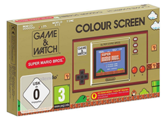 Bild zu Nintendo Game & Watch Super Mario Bros. für 44,99€ (VG: 55,46€)