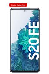 Bild zu Samsung Galaxy S20 FE für 1€ mit 18GB LTE Datenflat, SMS und Sprachflat mit original o2 Tarif für 24,99€/Monat