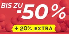 Bild zu VALMANO: 20% Extra Rabatt auf ausgewählte, bereits um bis zu 50% reduzierte Artikel