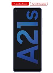 Bild zu Samsung Galaxy A21s für 9€ mit 6GB LTE Datenflat, SMS und Sprachflat im o2 Netz für 9,99€/Monat